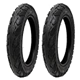 SET OF TWO: Electric Bike Tire Size 12x2.125 Fits on Razor, Baja, Schwin stingray , Sun-L , X-treme