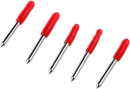 Soporte genérico para cuchilla de corte de vinilo Roland, 5 unidades: Amazon.es: Bricolaje y herramientas