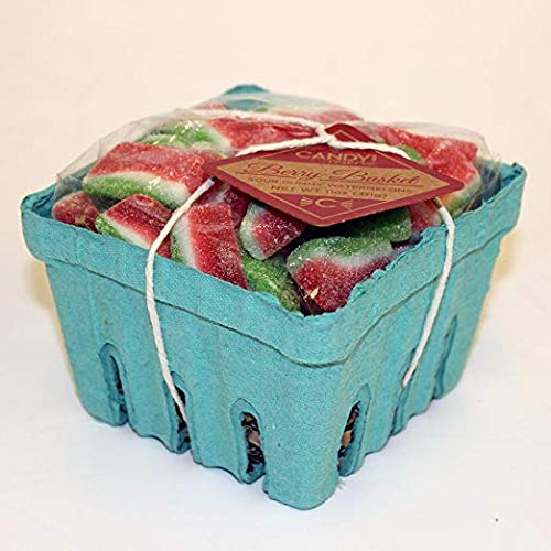 Biodegradable Green Molded Pulp 1 Pint Sized Berry/Produce Basket - 500 Per - Case Pint