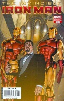 Invincible Iron Man #1