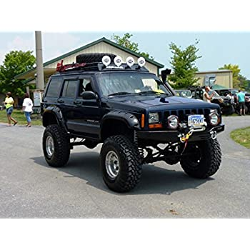 Amazon Com Front Runner Jeep Cherokee Sport Xj Roof Rack