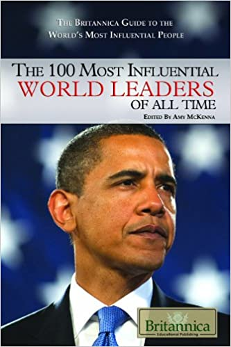 The Britannica Guide to The 100 Most Influential Americans