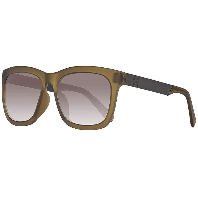 Guess Sonnenbrille Gu4010-D 59E 58, Gafas de Sol para Hombre ...
