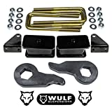 2001 gmc 2500 lift kit - WULF 2001-2010 Chevy GMC 2500 3500 3 Front 3