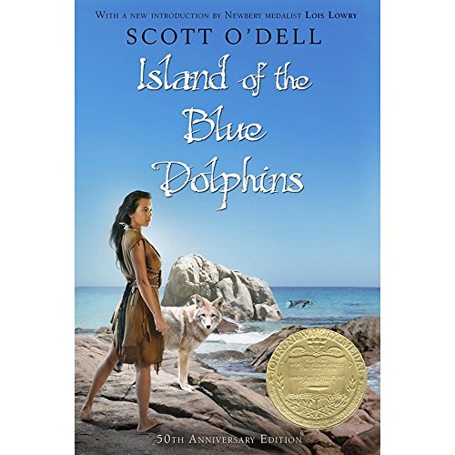 HOUGHTON MIFFLIN ISLAND OF THE BLUE DOLPHINS (Set of 6)