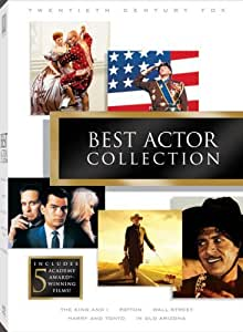 Best Actor Collection (The king and I / Patton / Wall Street / Harry and Tonto / In Old Arizona)