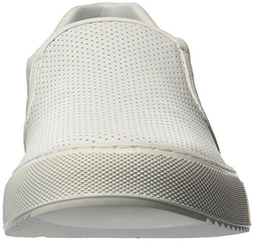 Exchange Sneaker A White X Slip Perforated Armani on Men BqEwx6q