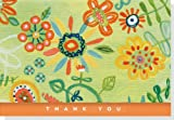 Sunshine Garden Thank You Notes (Stationery, Note Cards)