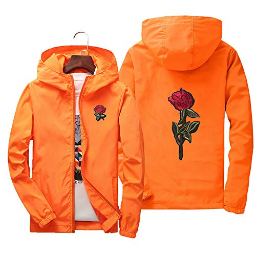 - Sale! Teresamoon Men's Autumn Casual Sports Zipper Solid Color Jacket Top Hoodie Jacket