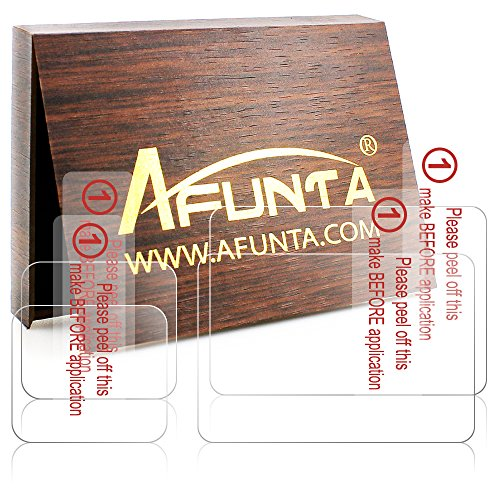 Protector AFUNTA Anti scratch Tempered Accessory
