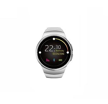 Fitness Tracker reloj, Bluetooth reloj para niños, adultos, público, la moda,