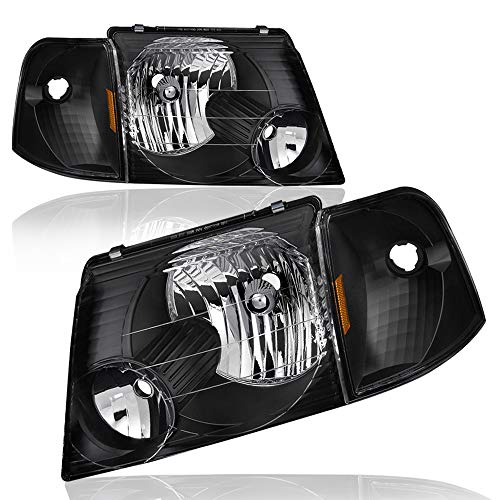 04 explorer headlight assembly - 2
