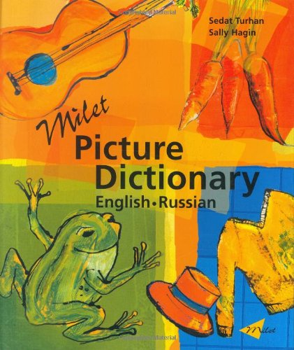 Milet Picture Dictionary: English-Russian