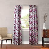 Add a Touch Of Traditional Style To Your Home With 4-Piece Laura Ashley Lidia Lined Curtain Panel Set