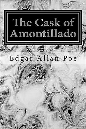 the cask of amontillado edgar allan poe 9781496175083 amazon com