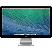 Apple MC914LL/B 27-inch Thunderbolt Display (Certified Refurbished)
