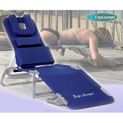 - Marstone Ergolounger RS Beach Chaise Lounge