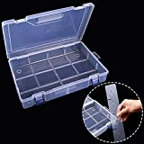 SGHUO 138 Slots 5D Diamond Painting Box Storage