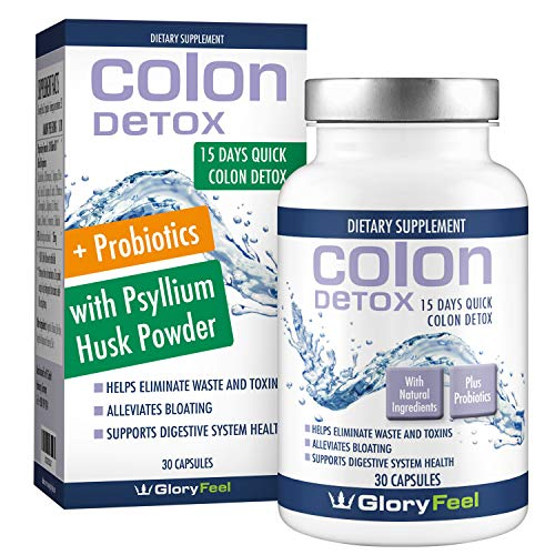 Colon Cleanse Detox for