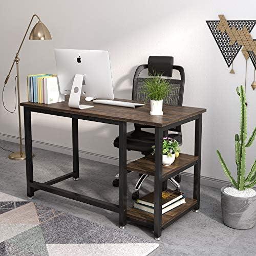 Umekesa Industrial Computer Writing Desk