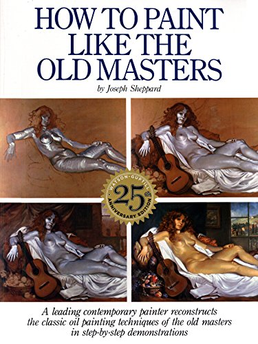 Old Techniques Master Painting (How to Paint Like the Old Masters)