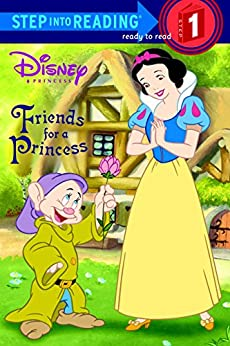 Friends for a Princess (Disney Princess) (Step into Reading) by [Random House Disney]