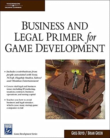 Business & Legal Primer for Game Development (Business Taxes Software)