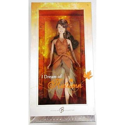 Mattel I Dream of Autumn Barbie Doll: Toys & Games