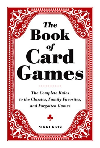 Hoyle Poker Rules - The Book of Card Games: The Complete Rules to the Classics, Family Favorites, and Forgotten Games