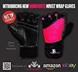 Workout Gloves for Men and Women, Ventilated