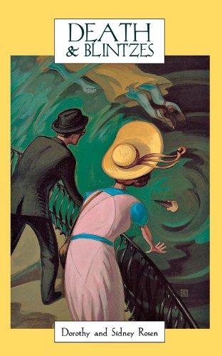 Read Online Death & Blintzes: A Belle Appleman Mystery (Rosen Mysteries) PDF