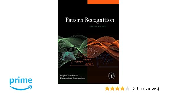 pattern recognition fourth edition sergios theodoridis rh amazon com Theo Theodoridis Facebook Theo Theodoridis