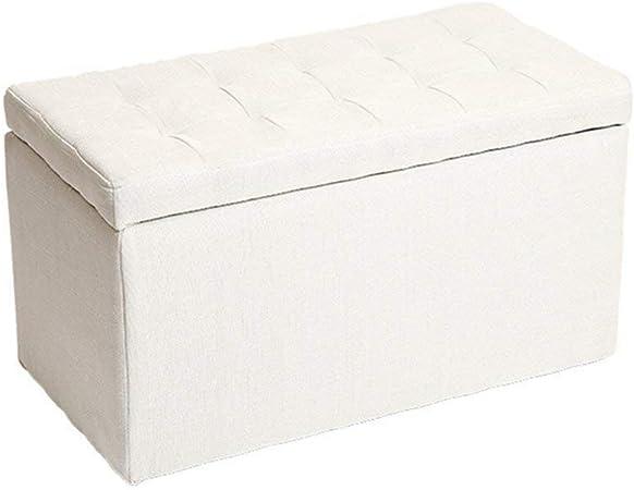 Cajas de joyería DJSSH Caja de Almacenamiento de Materia fecal for Puf Puf Silla con la