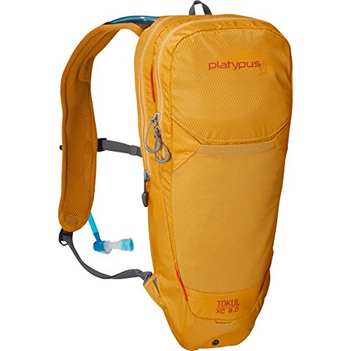 Platypus Tokul X.C. 8.0 Hydration Pack, Golden Lava