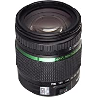 Pentax K-Mount DA 18-270mm f3.5-6.3 ED SDM Interchangeable Lens
