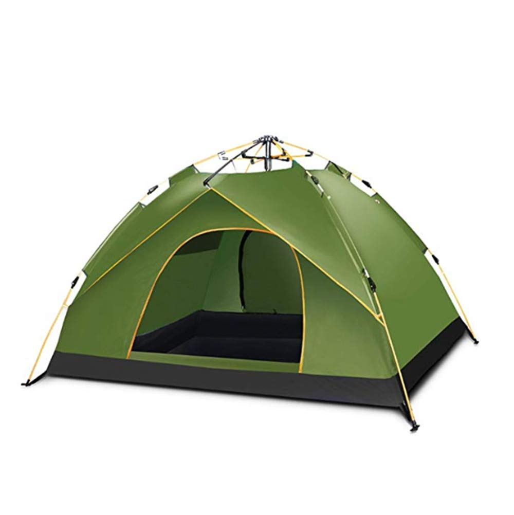 Kuppelzelte -X Wurfzelte,Outdoor Leichtes Pop up Wurfzelt 4 Personen Zelt Camping Festival 210 x 200 x 135cm