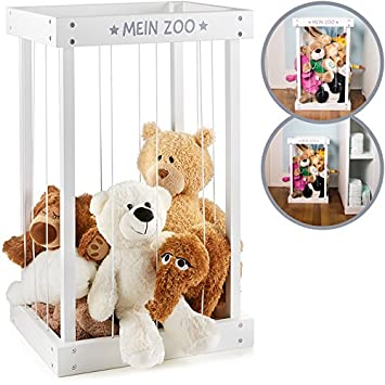 Peluches zoo
