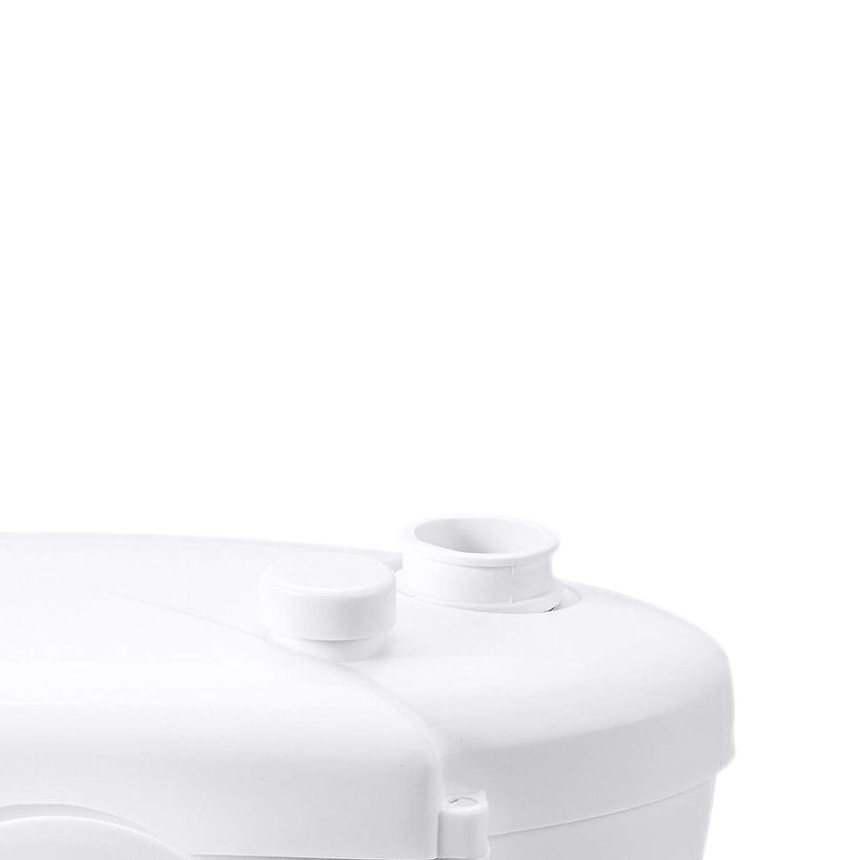 Silencieuse Pompe Automatique pour Eliminer les Eaux Us/ées SANIMAX Broyeur Sanitaire 600W Filtre Int/égr/é