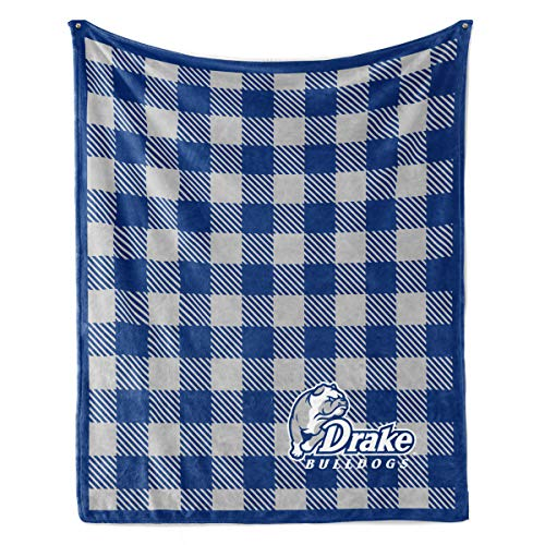 Official NCAA Drake University Bulldogs - Fleece Blanket - 30X40