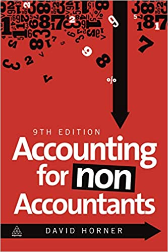 Accounting for non accountants david horner 9780749465971 amazon accounting for non accountants ninth edition edition fandeluxe Image collections