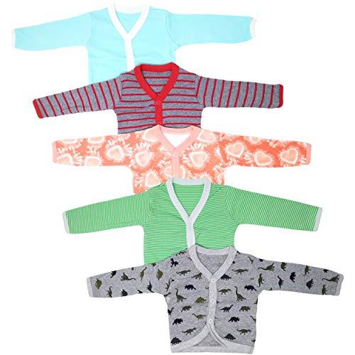 The Boo Boo Club Baby Boys' & Baby Girls' T-Shirt – Mix Print