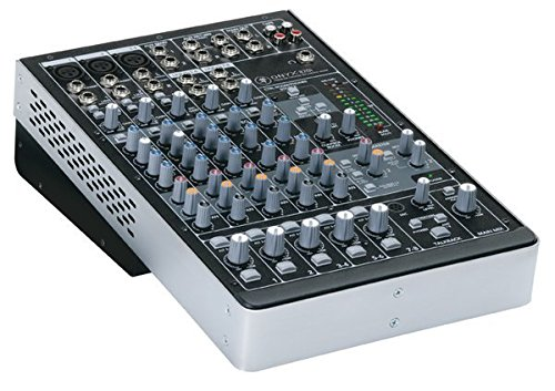 Mackie Onyx 820i 8-channel Premium FireWire Recording Mixer - Mackie Mixer Board