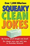 Squeaky Clean Jokes, Cliff Road Books, 1602612781