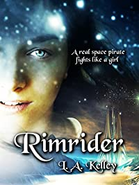 Rimrider by L. A. Kelley ebook deal