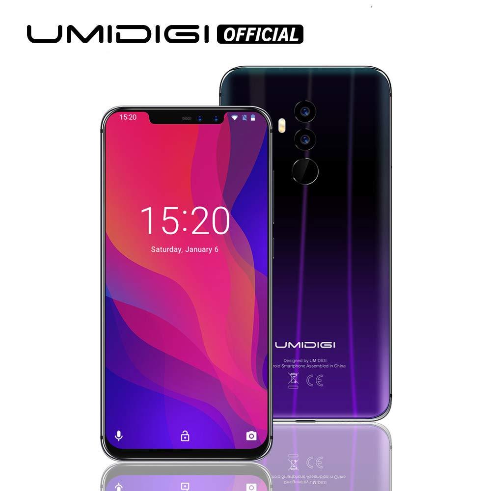 UMIDIGI Z2 Smartphone de 6.2