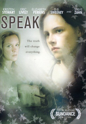 Speak (High School Debut Dvd)