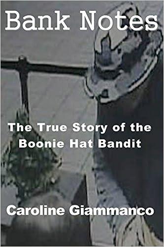 Libro de audio gratis descargas de iPod Bank Notes: The True Story of the Boonie Hat Bandit 1942981414 en español PDF RTF