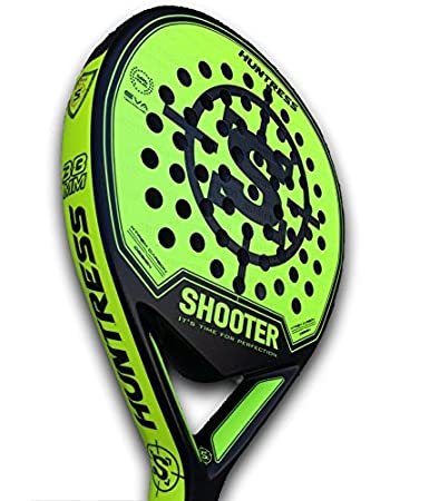 Shooter padel Huntress Funda para Raqueta de Paddle: Amazon.es ...