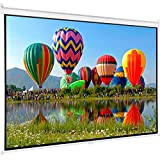 VIVO 100' Projector Screen, 100 inch Diagonal 16:9 Projection HD...