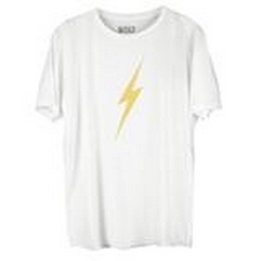 L. Bolt Forever Bolt Tee Bianco L.Bolt Forever Tee Maglietta uomo 051MATST113 S